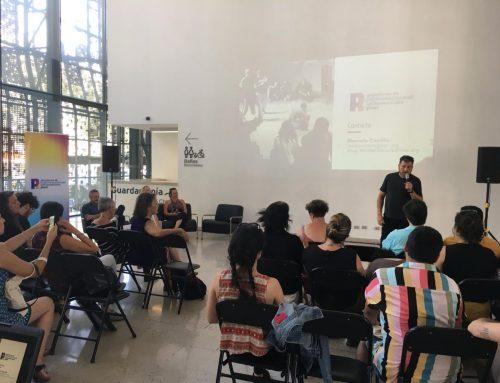Presentación de la Plataforma de Residencias en Santiago OFF